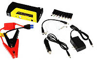 Пусковой инвертор автомобильный набор в кейсе Power Bank Jump Starter TM-15b, пускозарядное устройство!Опт