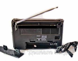 Радиоприемник GOLON RX 307, радио со встроенным аккумулятором!Опт, фото 2