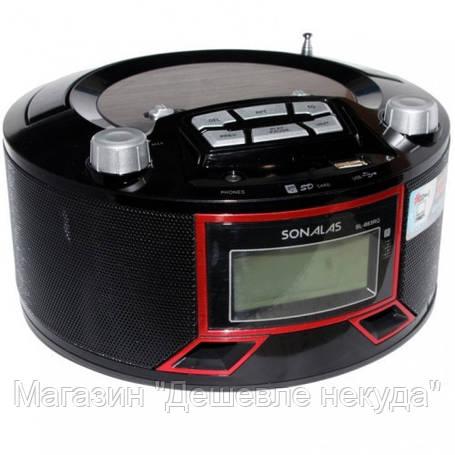 Радиоприемник SONALAS SL-663RQ!Опт, фото 2