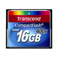 Карта памяти Transcend 16Gb Compact Flash 400x (TS16GCF400)