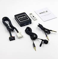 MP3 FLAC usb aux Bluetooth адаптер WEFA для штатной магнитолы Honda, фото 1