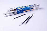 Стержень сменный гелевый Aihao 0.5 mm, черный, №CS-650, ампулки для шариковых ручек AH-801
