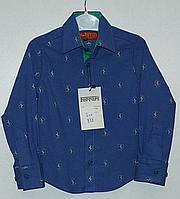Рубашка Ferrari для мальчиков,хлопок,возраст 2-7 лет ,S973