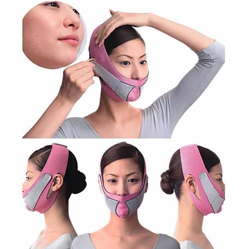 маска-бандаж для коррекции овала лица