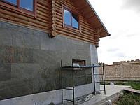 Утепление и отделка фасада (сайдинг, евробрус,планкен). Доступные цены!