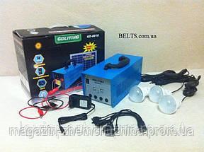 Солнечное зарядное устройство GDLITE GD 8018 Solar panel 18v 20w!Опт, фото 3