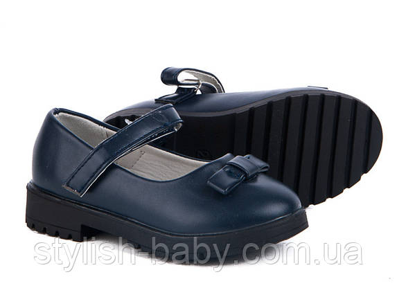 Детская обувь оптом. Детские школьные туфли бренда ВВТ для девочек (рр. с 26 по 31), фото 2