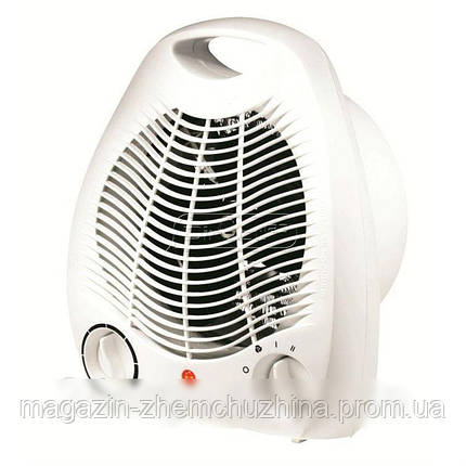 Тепловентилятор обогреватель для дома FAN HEATER NK 200A+200C, интернет-магазин Днепр!Опт, фото 2
