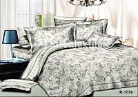 Натуральное постельное белье полуторного размера