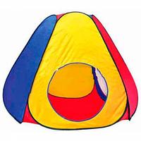 Намет дитячий ігровий Піраміда, 144х244 см / Детская игровая палатка Пирамида (144х244см)