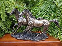 Коллекционная статуэтка Veronese Лошади в галопе 76436A4