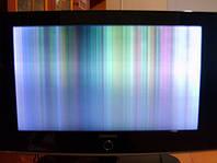 Нет изображения на матрице телевизора