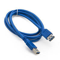 Кабель удлинительный USB 3.0 AM-AF 1.5м!Опт