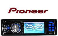 "Автомагнитола Pioneer 3016 USB MP3 видео 4"" экран"