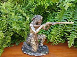 Коллекционная статуэтка Veronese Индейский воин 76629A4