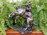 Коллекционная статуэтка Veronese Индеец на лошади 75780A4