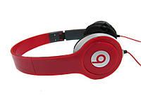 Наушники Monster Beats by Dr.Dre Solo HD Red, красный