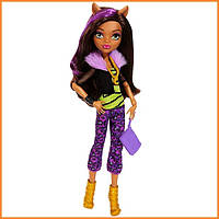 Кукла Monster High Клодин Вульф (Clawdeen Wolf) из серии First Day of School Монстр Хай