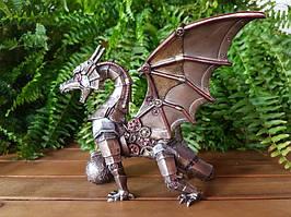 Коллекционная статуэтка Veronese Дракон Стимпанк 76858A4