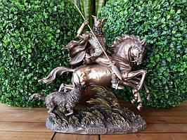 Коллекционная статуэтка Veronese Один - вождь викингов 75997A4