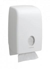 Держатель листовой туалетной бумаги Аквариус