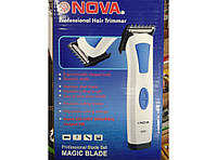 Универсальная машинка триммер для стрижки волос NOVA NHC 408!Опт