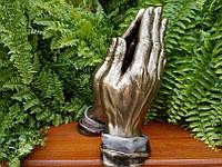Коллекционная статуэтка Veronese Руки в молитве 74647A4