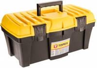 Пластиковый ящик для инструмента topex 79r122 18''