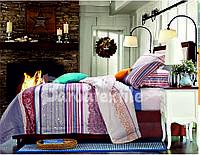 Красивое постельное белье сатиновое двуспальное