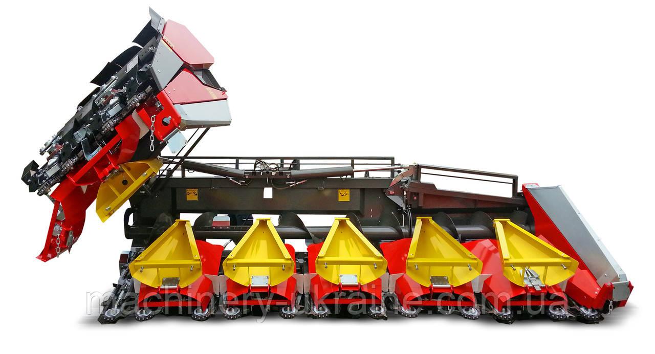 Жатка для уборки кукурузы СС6К CCK «CORN CHAMPION»