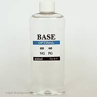 База Optimal 250 ml 3 mg/ml