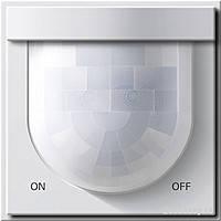Автоматический переключатель 2 Komfort 2,20 м Gira TX_44 Белый (230266)