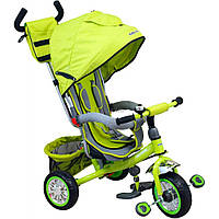 Детский велосипед Alexis-Babymix ET-B37-5 Green (18446)