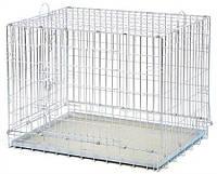 Клетка вольер для собак, котов Волк 3, 124х72х80 см