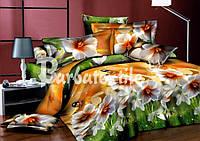 3д постельное белье в Украине от производителя Двуспальный Евро