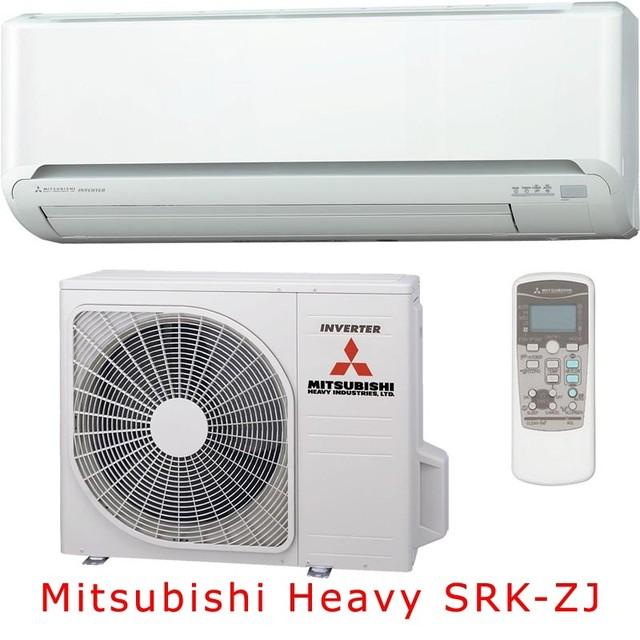 Інверторний кондиціонер Mitsubishi Heavy SRK20ZM-S