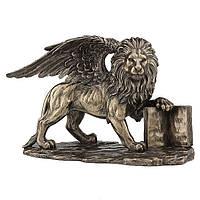 Cтатуэтка Veronese Лев Святого Марка WU77040A1