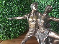 Коллекционная статуэтка Veronese Пара танцоров WU75539A4