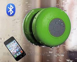 Портативная водонепроницаемая колонка для душа BTS06 Bluetooth (Waterproof) (цвета в ассортименте)!Опт, фото 2