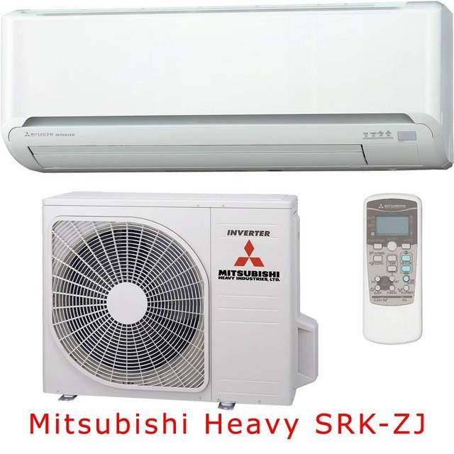 Инверторный кондиционер Mitsubishi Heavy  SRK35ZM-S