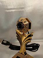Веб-камера WC-HD (цветок)!Опт, фото 1
