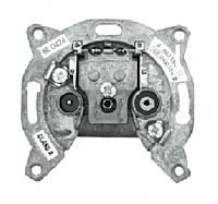 Механизм оконечной ТВ розетки Hager Lumina 2 (11015401)