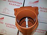 Зворотний клапан д. 110 мм (каналізаційний)..., фото 3