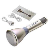 Микрофон + караоке Bluetooth K068!Опт