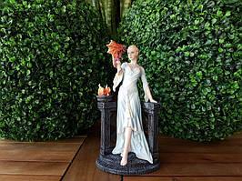 Коллекционная статуэтка Veronese Девушка с драконом WU76985AA