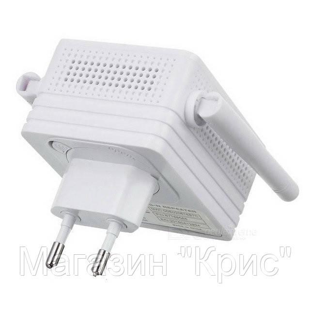 """Беспроводной репитер с EU plug LV-WR 02E, Wi-Fi репитер, повторитель wifi сигнала, ретранслятор вай фай!Опт - Магазин """"Крис"""" в Одессе"""