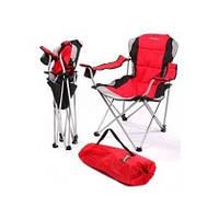 Кресло-шезлонг Элитный Рыбак + сумка, супер подарок мужчине, производство Украина, фото 1
