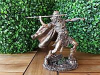 Коллекционная статуэтка Veronese Викинг с копьем WU73395A4