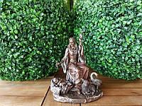 Коллекционная статуэтка Veronese Фригг - скандинавская богиня любви и семьи WU76987A4