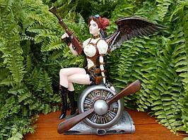 Статуэтка Veronese Женщина Воин в стиле Стимпанк WS-382
